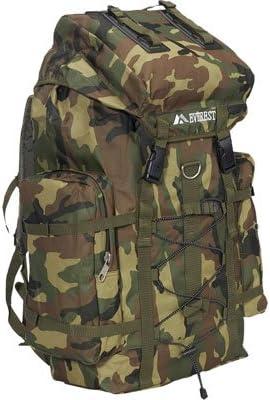 Everest Jungle Camo Hiking Pack