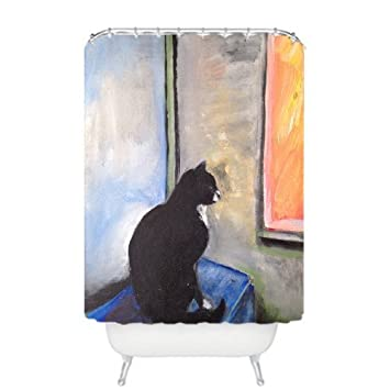 Cat Kitten Watching Art Painting Generic Polyster Bathroom Bath Best Bathrooms For Seniors Painting