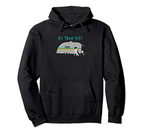 - Great Dane Dog RV Hoodie Camping Mantle Travel Trailer