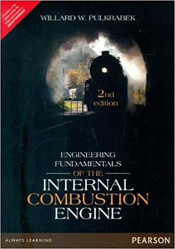 engineering fundamentals internal combustion edition