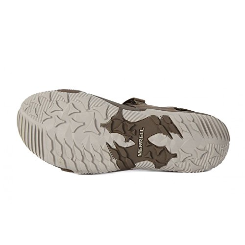 Merrell Men's Terrant Strap Sandal Beige-brown get authentic cheap price 01kEW
