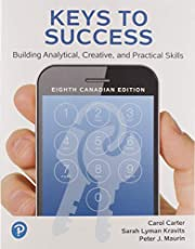 Keys to Success: How to Achieve Your Goals, Eighth Canadian Edition