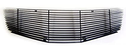 MaxMate Fits 05-06 Nissan Altima Lower Bumper 1PC Replacement Black Billet Grille Grill Insert
