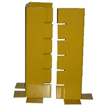 Tap 10947 protección de postes 2 caras para tocadiscos 200 mm, 440 ...
