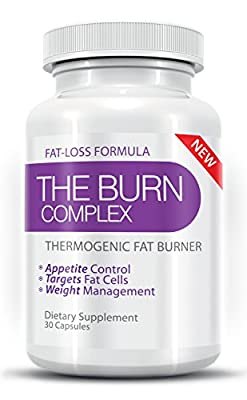 The Burn Complex Weight Loss Supplement Fat Burner