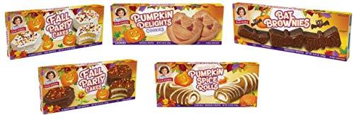 Little Debbie Fall Variety Pack