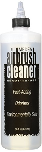 Iwata-Medea Airbrush Cleaner (16 Oz.) - Airbrush Acrylic Nails