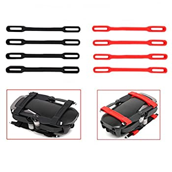 JointVictory Propeller Stabilizer Guard Props Blade Fixing Parts Holder Strap for DJI MAVIC AIR Drone