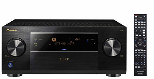 Pioneer Elite SC-81 7.2-Channel Class D3 Network A/V Receive