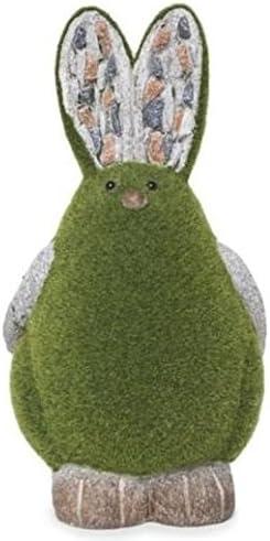 Jardín Roland el conejo Novedad con efecto piedra para jardín Animal al aire libre nuevo: Amazon.es: Jardín