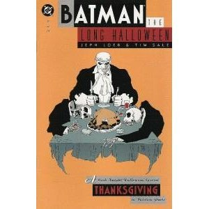 Batman: The Long Halloween, #2 of 13 -