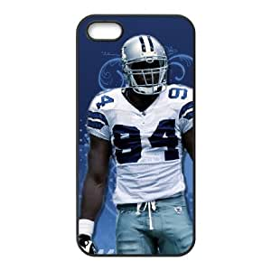 Dallas Cowboys iPhone 4 4s Cell Phone Case Black persent zhm004_8475770