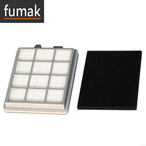 fumak Cartridge Filter - 2pcs/lot Vacuum Cleaner Cartridge Pleated HEPA Filter