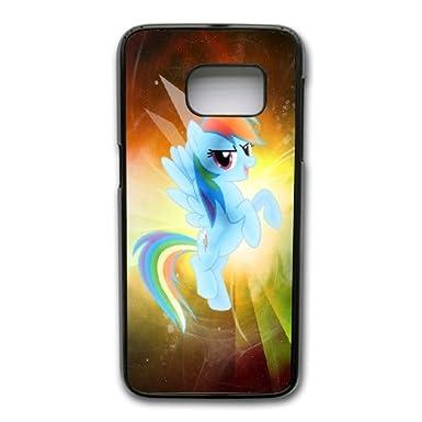 Samsung Galaxy S7 Edge Case, Pinkie Pie Y Rainbow Dash My