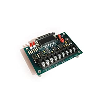 Opto 22 AC7 RS-232 to 422/485 Converter, 4000 VAC Isolation