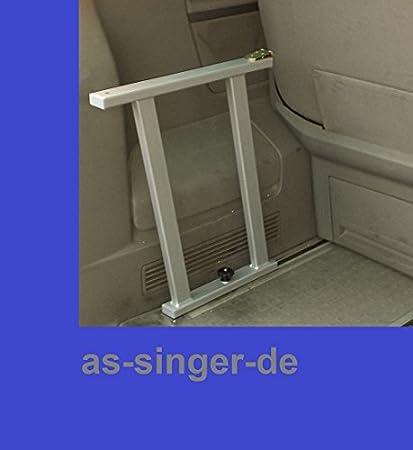 Bst Multiflexboard Höhe 51 Cm Für Vw T5 Multivan 2 Konsolen 1 1 Zuschnittvorlage Für Die Auflage Auto