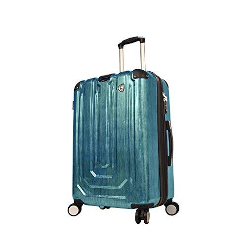 mia-toro-luggage-spazzolato-metallo-hardside-29-inch-spinner-blue-one-size