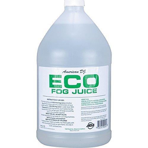 American Dj Eco Fog G Gallon Of Water Based Fog Juice
