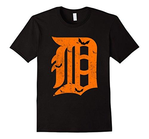 Men's Detroit Michigan Halloween - Motor City, Midwest