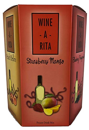 (Wine-A-Rita Mix-It-Up Variety Pack Featuring 5 Flavors, 30 Ounce, Makes 5)