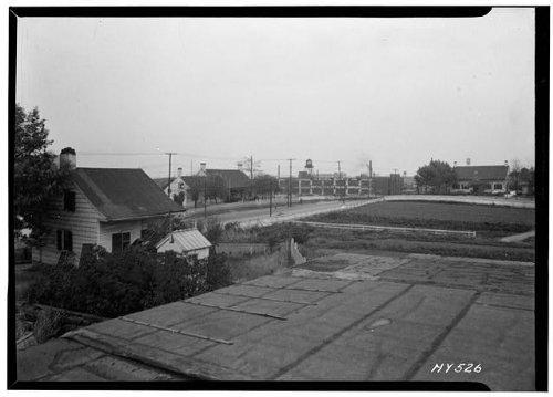 Photo: Wyckoff Farmhand House,1306 Flushing Avenue,Ridgewood,Queens County,NY - Map Flushing Ny