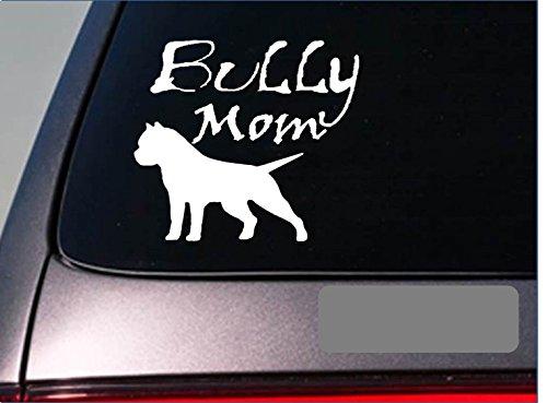 American Bully Mom *C959* sticker decal pitbull pit bull abkc bully Amstaff