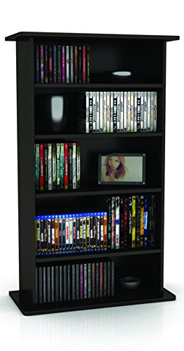 Amazon.com: Atlantic DrawBridge 240 Media Storage & Organization ...