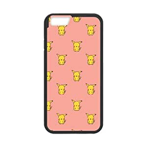iPhone 6 Plus Screen 5.5 Inch Csaes phone Case Pikachu PKQ92213