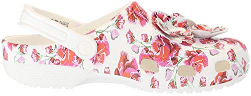 Pictures of Crocs Women's Classic Timeless Clash Roses Clog C13 3