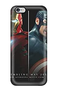 Cute Tpu ZippyDoritEduard The Avengers 68 Case Cover For Iphone 6 Plus
