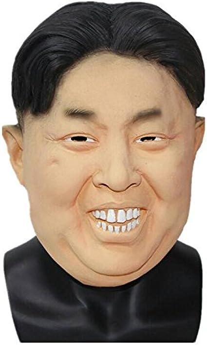 The Mask Biz Kim Jong-un - Máscara de dictador del presidente de ...