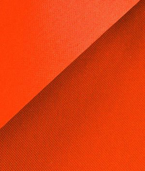 Orange 600x300 Denier PVC-Coated Polyester Fabric - by the (Denier Polyester)