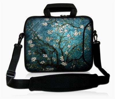 "TTTK Star Print Pop fashion laptop sleeve bag case cover for apple MacBook air pro 13 inch tablet notebook Messenger Bag Notebook Computer / MacBook 13-13.3 Inch Pouch Sleeve (13.3 inch/13""notebook sleeve, The plum blossom 1)"