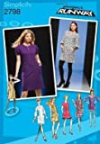 Simplicity Project Runway Pattern 2798 Misses'/Miss