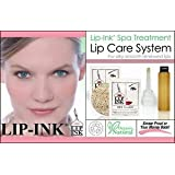 LIP INK® Spa Treatment Lip Care System Trial Size -Lip Smoothe Scrub, with Macadamia Nut Oil