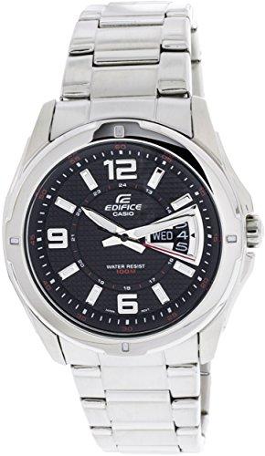 Fashion Casio Watch Edifice (CASIO - Men's Watches - CASIO EDIFICE - Ref. EF-129D-1AVEF)