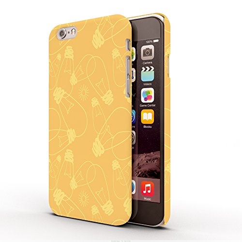 Koveru Back Cover Case for Apple iPhone 6 - Bulbs Everywhere