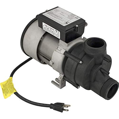 (Balboa Water Group Pump, Bath, BWG Vico Wow, 1.5hp, 115v, w/Air Switch & Cord, OEM)