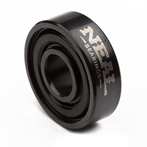 NEAL Precision Skate Bearings/3 Different Types - Ceramic ...