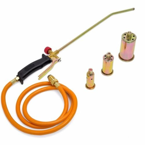 Portable Propane Weed Torch Burner Fire Starter Ice Melte...