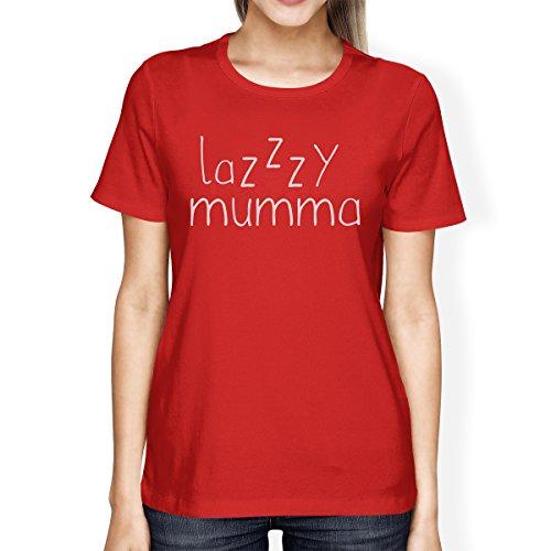 de corta Camiseta Printing de talla manga 365 UnHTZT