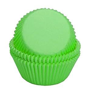 Green Cupcake Liners 1000 pieces/Pack - Diameter 7cm