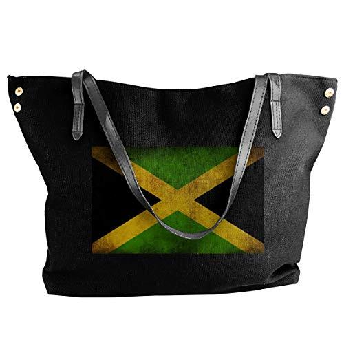 Jamaican Flag Tote Bags...
