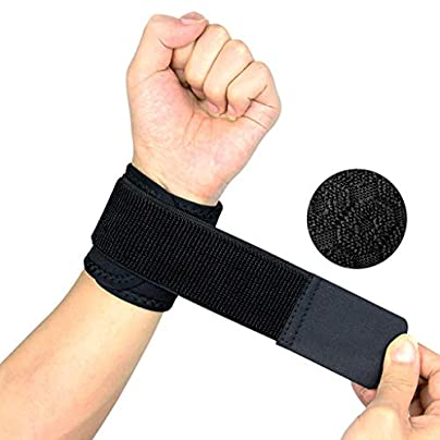 Xiaoping Fitness Sports Wristbands Men And Women Basketball Badminton Volleyball Anti-spinning Bandage Protection Wrist Sweat-absorbent Breathable Estimated Price £15.78 -