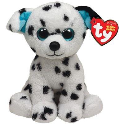 (Ty Beanie Baby Hydrant Plush - Dalmatian)