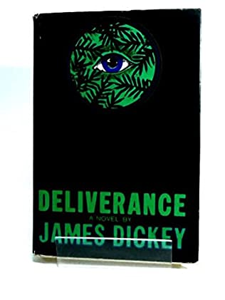 book cover of Deliverance