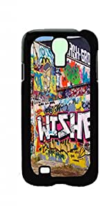 HeartCase Hard Case for Samsung Galaxy S4 Mini I9190 I9192 I9195 I9198 ( Graffiti art Pattern )