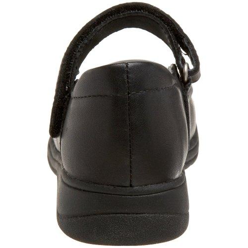École Question Prodige 5100 Mary Jane Uniforme Chaussure (enfant En Bas Âge / Petit Enfant / Grand Enfant) Noir Bka