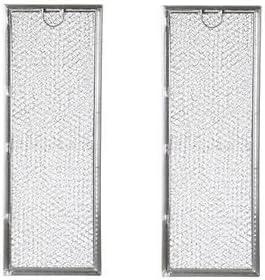 Amazon.com: GE WB06X10288 - Filtro de grasa para microondas ...