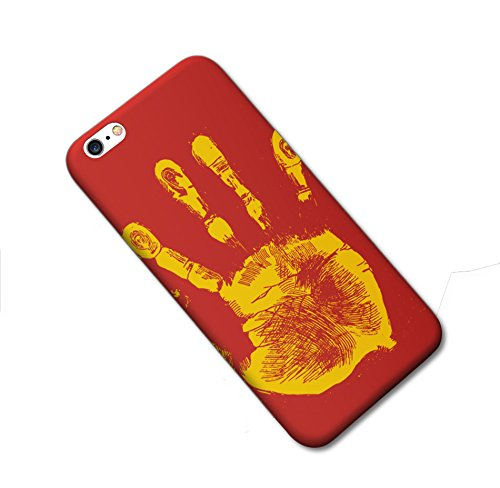 the latest 04668 4ac9e Amazon.com: Thermosensitive Color change Case, Magical PU ...
